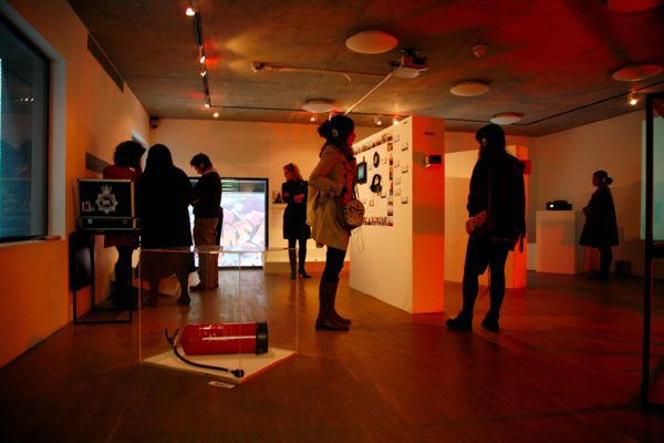 Possible Damage exhibition in Rivington Place's Education Space