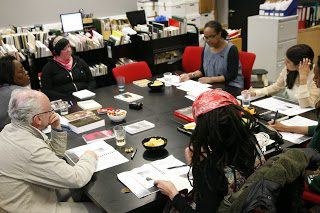 Stuart Hall Library Research Network first meeting, 31 January 2013