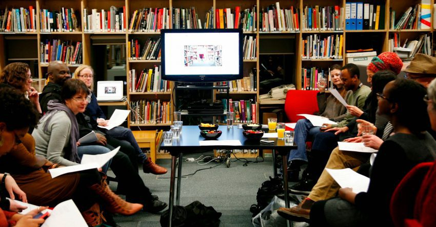 Stuart Hall Library Research Network - call for proposals